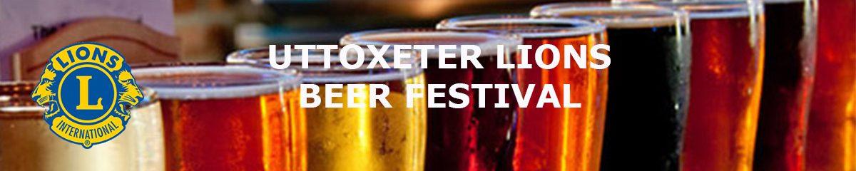 Uttoxeter Lions Beer Festival